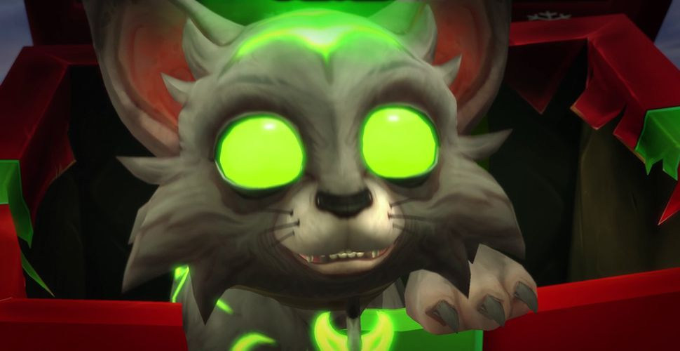 World of Warcraft Böse Miez