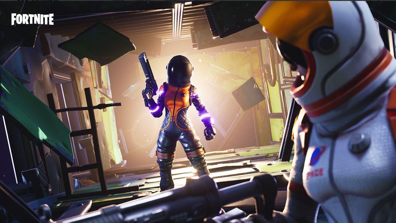 Fortnite-Space
