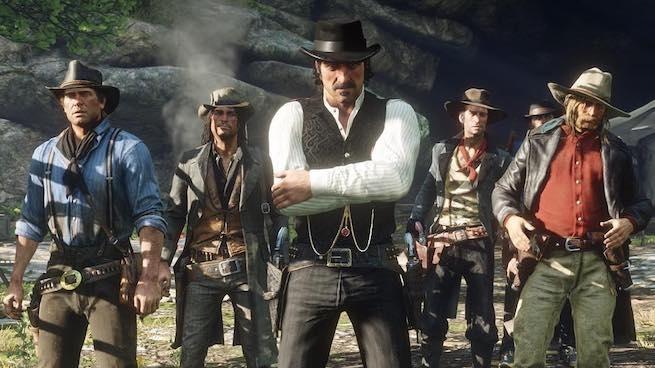 Red Dead Redemption 2 Gang