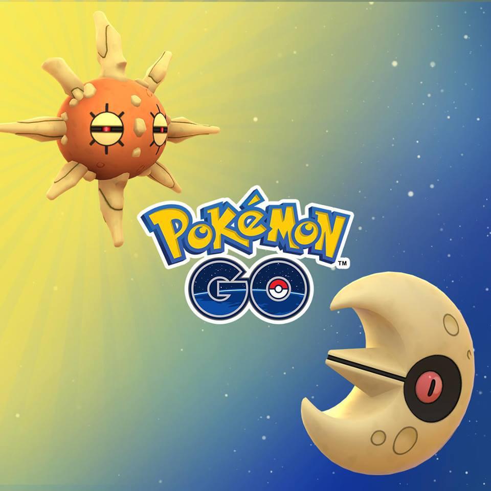 Pokémon GO Sonnfel Lunastein