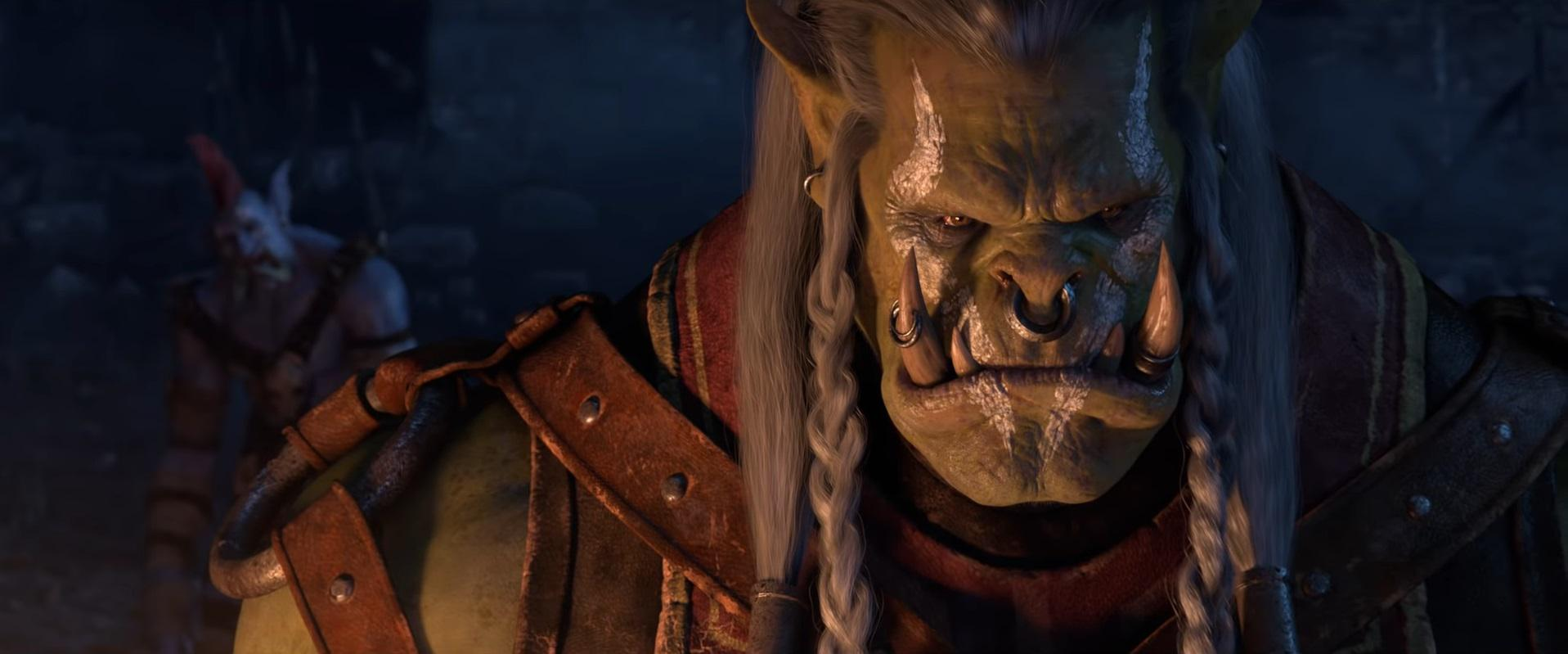 WoW Saurfang Cinematic title 3