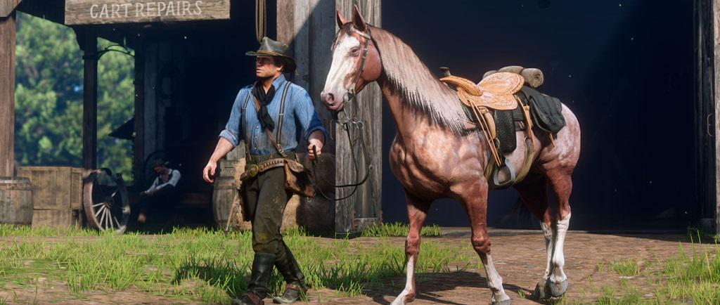red dead redemption pferd header