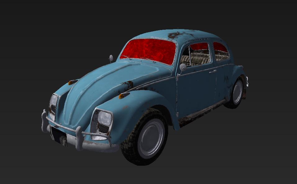 PUBG Beetle