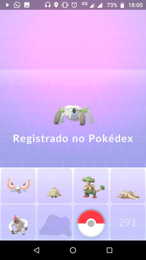 Nincada Pokémon GO