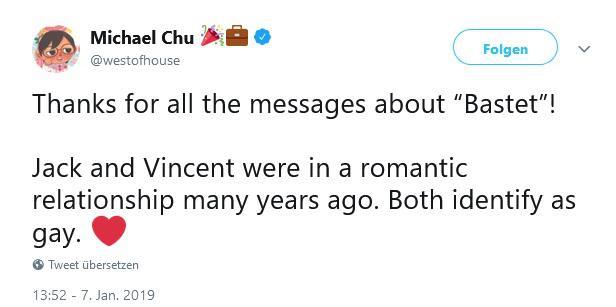 Overwatch Michael Chu Bastet Tweet