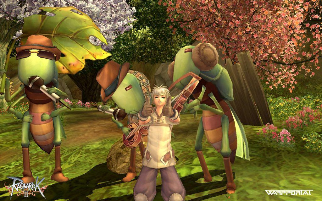 Ragnarok Online 2 Screenshot 1