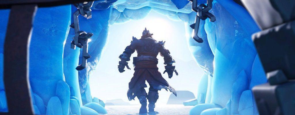 Titelbild Schneefall Skin