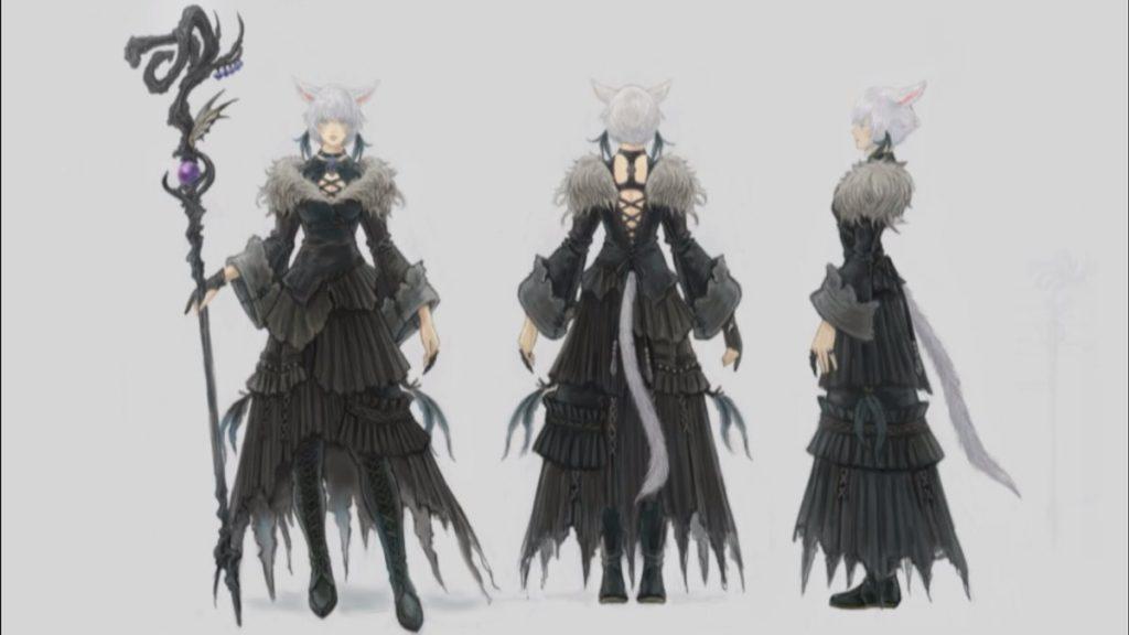 final fantasy xiv shadowbringers y__APO__shtola 1