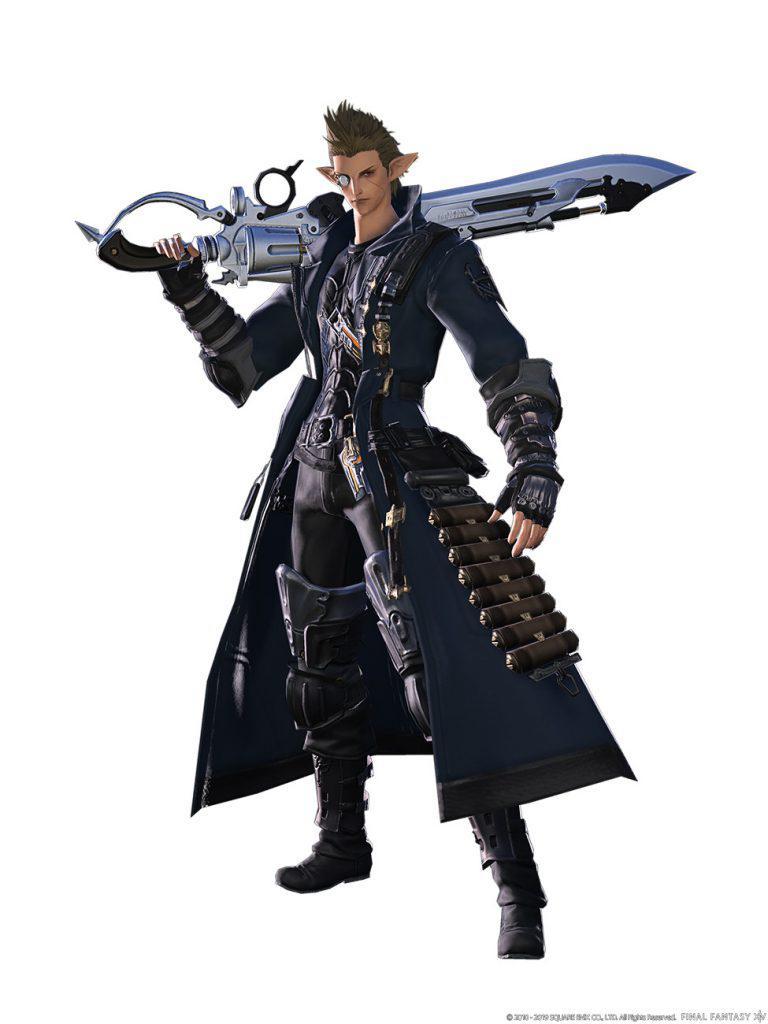 final fantasy xiv revolverklinge job