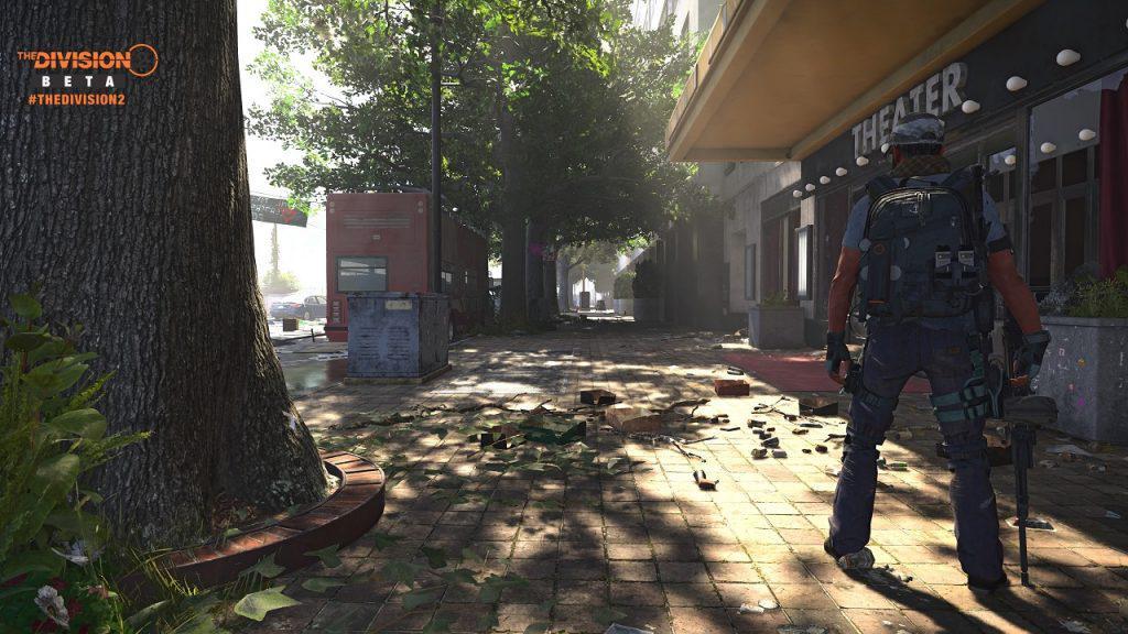 division 2 screenshot beta